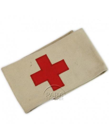 Brassard medic, British Made