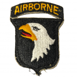 Patch, 101st Airborne Division, Type 10