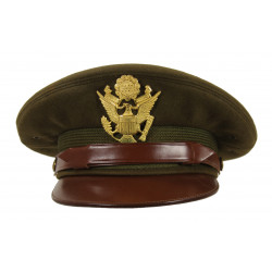 Cap, Visor, Officer, US Army, Size 7 1/8