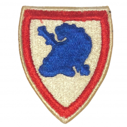 Patch, US Army Military Academy West Point, Manufacturing Error