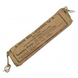 Box, Ammo, .45 Cal., for Pistol M1911, 1917