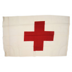 "Flag, Medical, US, 18"" x 29.5"""