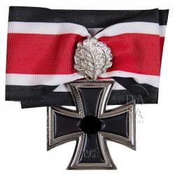 Croix de chevalier avec feuilles de chêne, 1939