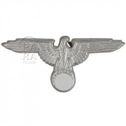 Eagle, Cap, Metal, Waffen SS