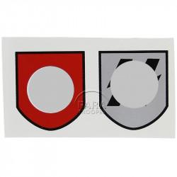 Decals, Helmet, Waffen SS