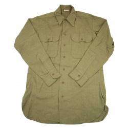 Shirt, Wool, Special, US Army, Size 14 ½ x 33, 1942