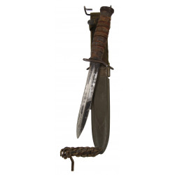 Knife, Trench, USM3, Camillus on Blade, with USM8