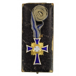 Cross of Honor of the German Mother, Gold, in Box