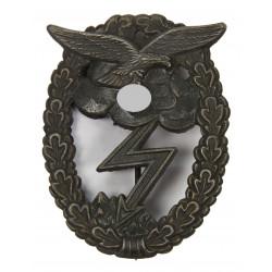 Badge, Ground Combat, Luftwaffe, Metal