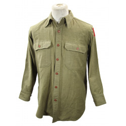 Shirt, Wool, 28th Infantry Division, 15 x 31