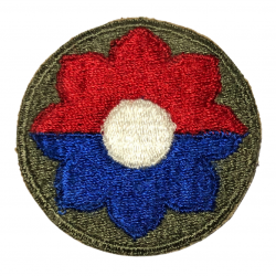Patch, 9th Infantry Division