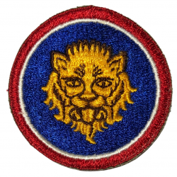 Patch, 106th Infantry Division, Snowback