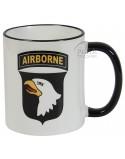 Mug, 101st airborne, United States