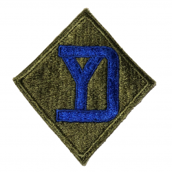 Patch, 26th Infantry Division