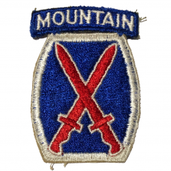 Patch, 10th Mountain Division