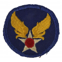 Patch, US Army Air Forces, Cotton Thread