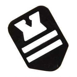Buckle, M1 Helmet Strap, 2nd Type