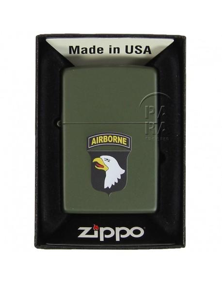 Briquet Zippo, 101st Airborne