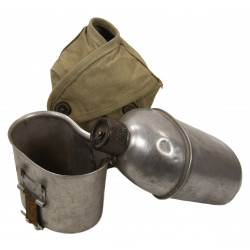 Canteen, US, Complete, 1943, USMC