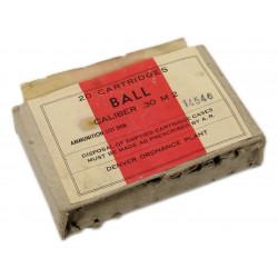 Box, Ammo, .30 Cal. M2, Denver Ordnance Plant