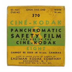 Film, Ciné-Kodak, 8 mm, 1944