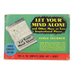 Novel, US Army, Let Your Mind Alone