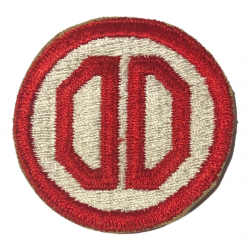Patch, 31st Infantry Division