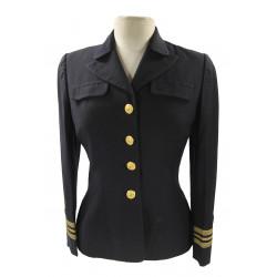 Dress, Blue, US Navy, WAVES, Lieutenant Commander