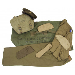 Grouping, T/5 Walter Claypool, 29th Infantry Division, ETO