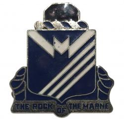 Crest, 38th Inf. Rgt., 2nd Infantry Division, à épingle