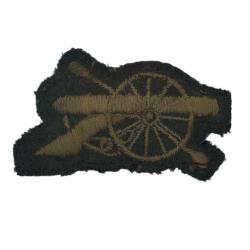 Insigne, Royal Artillery
