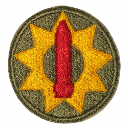 Patch, Pacific Coastal Frontier Sector, US Army