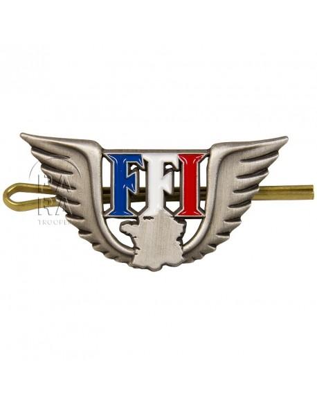 Insigne des Forces Françaises d'Intérieures