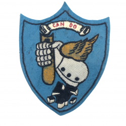 Patch, USAAF, 305th Bombardment Group, Embroidered on Felt