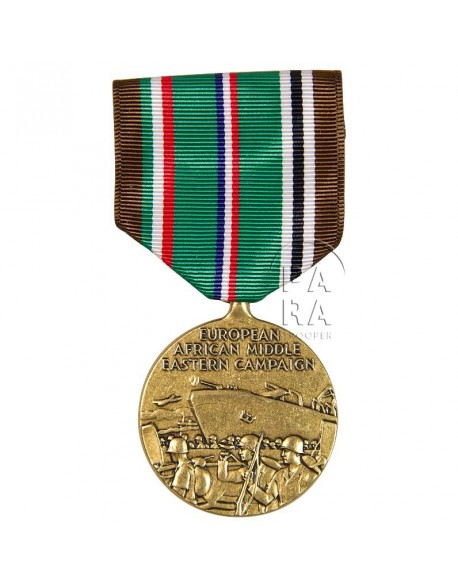 Medal, European-African-Middle Eastern Campaign