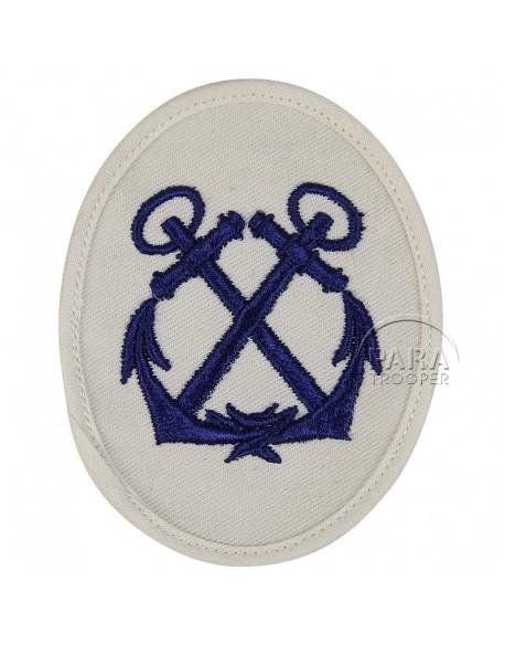Patch, Sleeve, Helmsmen, Kriegsmarine