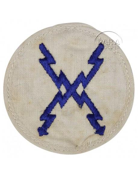 Patch, Sleeve,Teletypist, Kriegsmarine