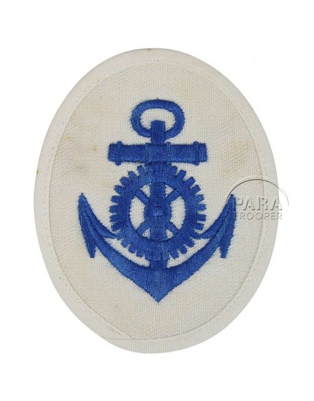 Patch, Sleeve, Engine NCO's Career, Kriegsmarine
