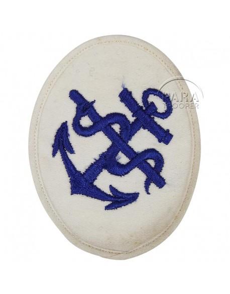 Patch, Sleeve, Medical NCO's Career, Kriegsmarine