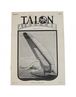 Newspaper, The Talon, 17th Airborne Div., 1946