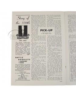 Journal, The Talon,17th AB Div., 1946