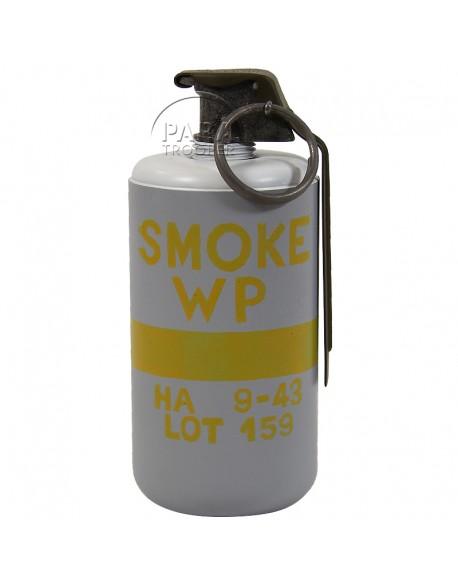 Grenade incendière/fumigène WP M15
