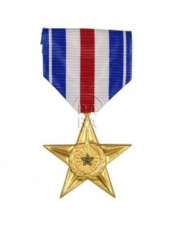Médaille Silver Star