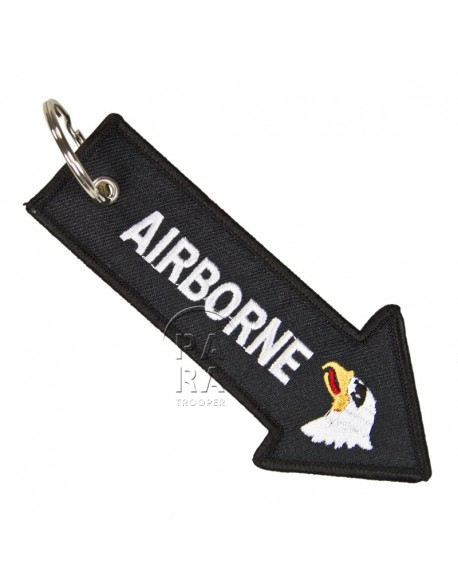 Porte-clés 101e Airborne, flèche