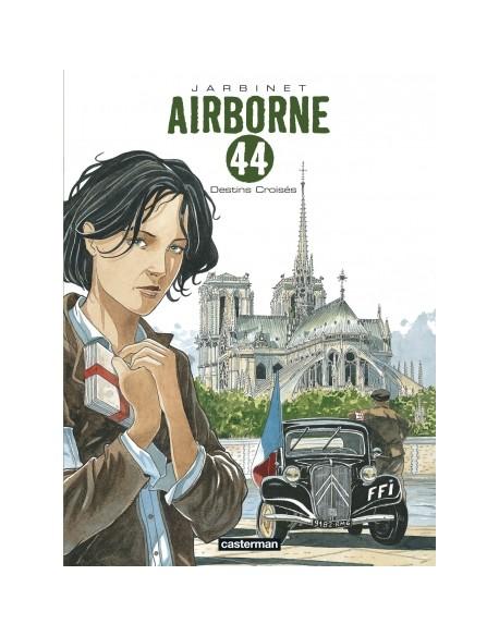 BD - Airborne 44, tome 4, Destins Croisés