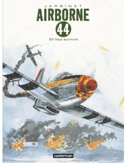 BD - Airborne 44, tome 5, S'il faut survivre