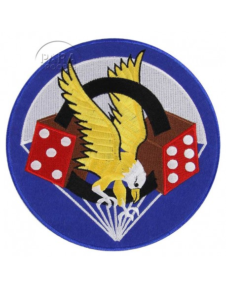 Mouse pad, 506th PIR, 101st airborne
