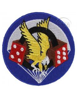 Patch de poitrine du 506e régiment parachutiste