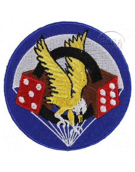 Patch de poitrine du 506ème régiment parachutiste