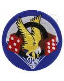 Patch de poitrine du 506e régiment parachutiste, 12cm